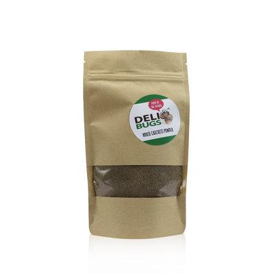 Poudre d'insectes Grillons domestiques 100 grammes