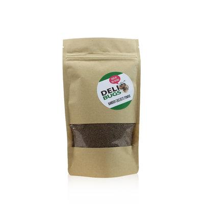 Poudre d'insectes Grillons domestiques tropicaux 100 grammes