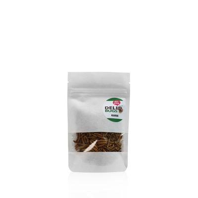Vers de farine lyophilisés 13 grammes