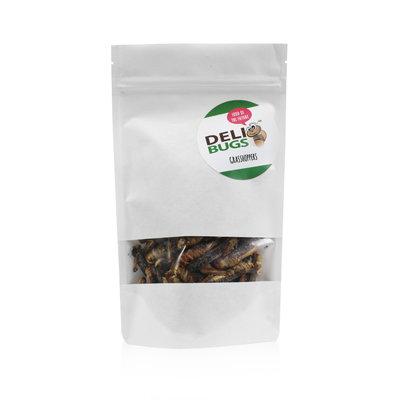 Criquets lyophilisés 40 grammes