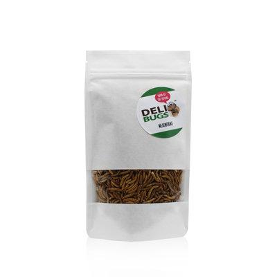 Vers de farine lyophilisés 70 grammes