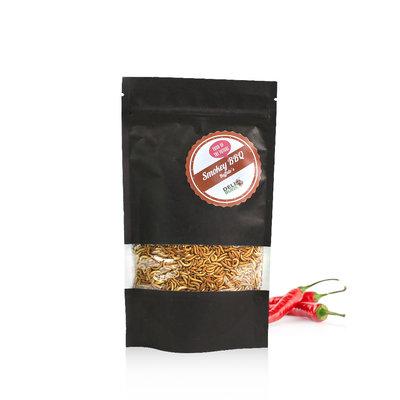 Vers Buffalo lyophilisés BBQ Fumé 50 grammes