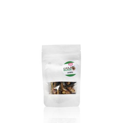 Criquets lyophilisés 9 grammes